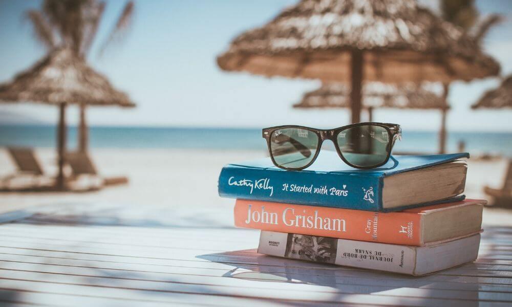 Auszeiten planen mach deinen Traum wahr Bücher Strand